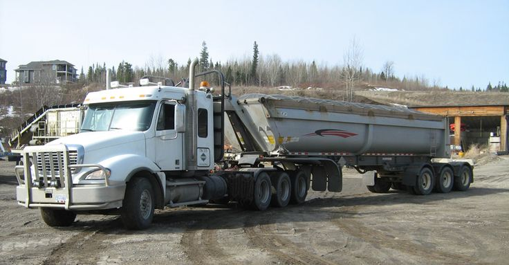 Kode Contracting Ltd produce and supply Winter Road Sand.