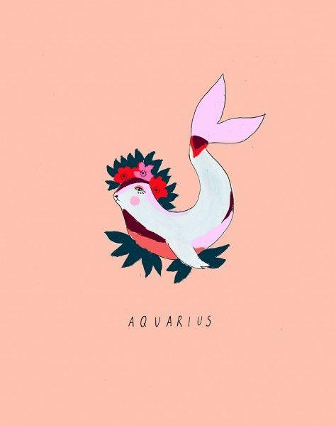 #Aquarius MORE #Horoscope and FREE #Astrology Chart at http://blog.madamastrology.com