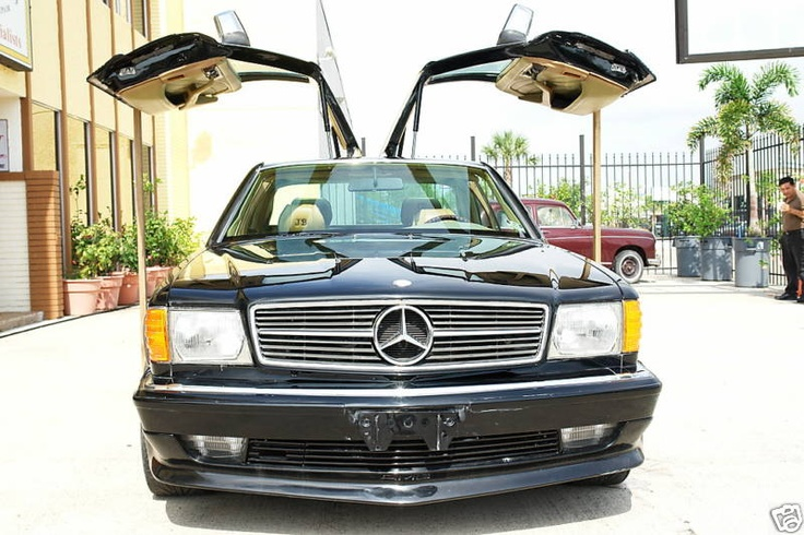 17 best images about mercedes w126 sec on pinterest cars for Garage amg auto