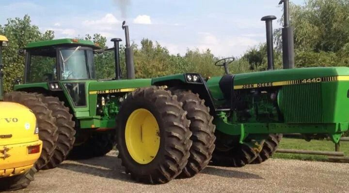Tandem John Deere Tractors : Best double tractor images on pinterest old tractors