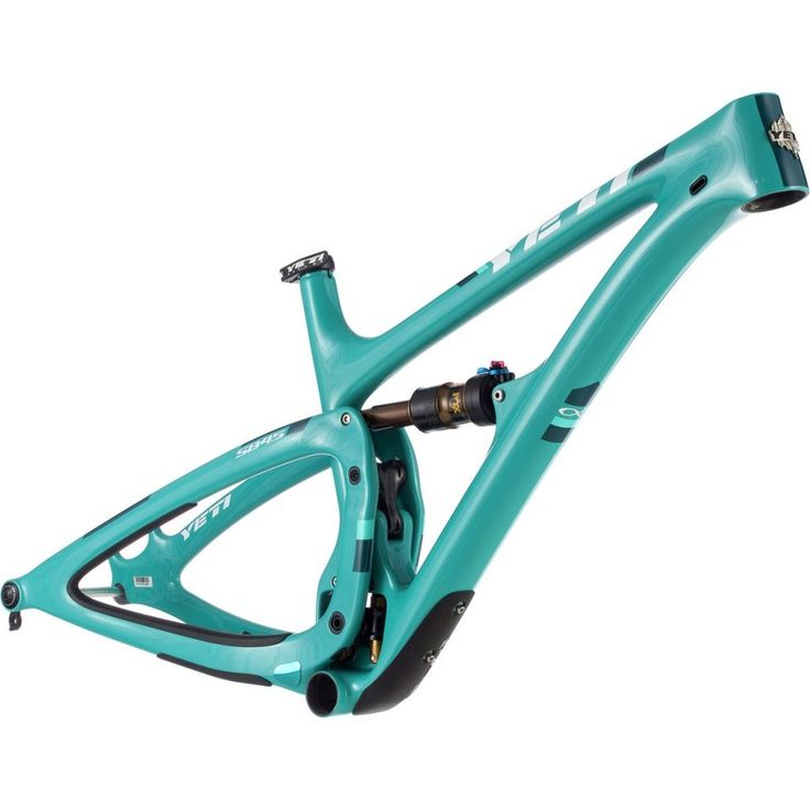 Yeti Cycles SB4.5 Turq Mountain Bike Frame - 2017 Turquoise, L :https://athletic.city/bike/gear/yeti-cycles-sb4-5-turq-mountain-bike-frame-2017-turquoise-l/