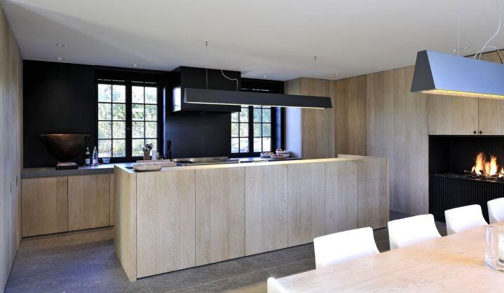 D interieur | Kitchen | Wood