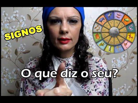O que seu SIGNO diz?   Luciana Queiróz