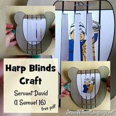 Harp+blinds.+Servant+David+lesson.+1+Samuel+16.+David+plays+for+King+Saul+#Jesuswithoutlanguage