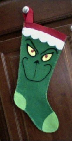 grinch stockings - Bing Images