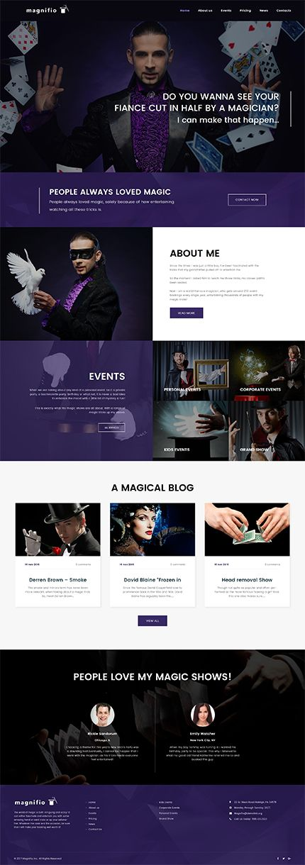 Entertainment website inspirations at your coffee break! Browse for more WordPress #themes! // Regular price: $75 // Sources available:.PHP, This theme is widgetized #Entertainment #WordPress #services #celebration #company #equipment #event #party #decoration #corporate #entertainment #time #special #planner #entrust #promotion #dishes #invitations #magic