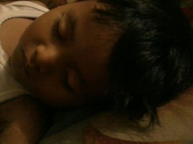 Have a sweet dream , my dear Rafa .... <3
