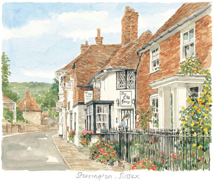 Storrington - Portraits of Britain