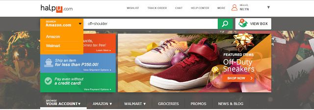 Above Precious Rubies - Mommy Blogger Philippines: Walmart and Amazon Shopping via HalpU   Amazon Shopping   Walmart Shopping   balikbayan box   OFW shipments   online shopping   PH international shipping   http://www.abovepreciousrubies.com/2017/02/walmart-and-amazon-shopping-via-halpu.html