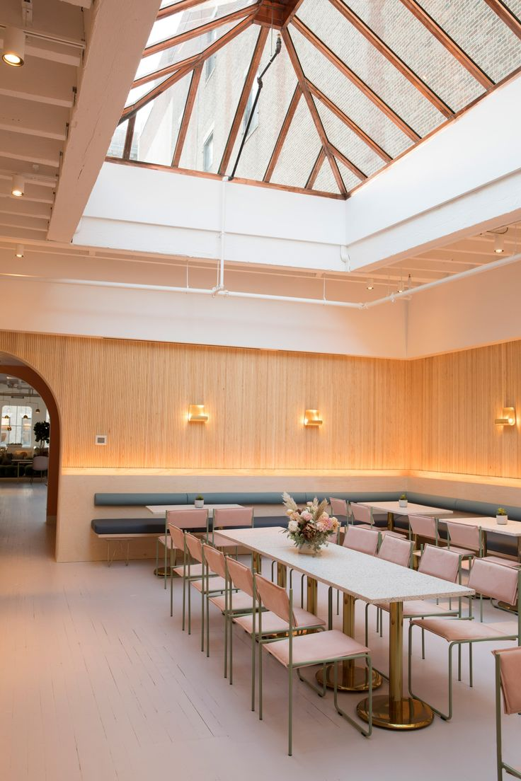 Step Inside The Wings Incredibly Chic SoHo Location
