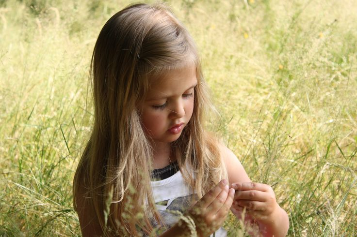 Child, Nature
