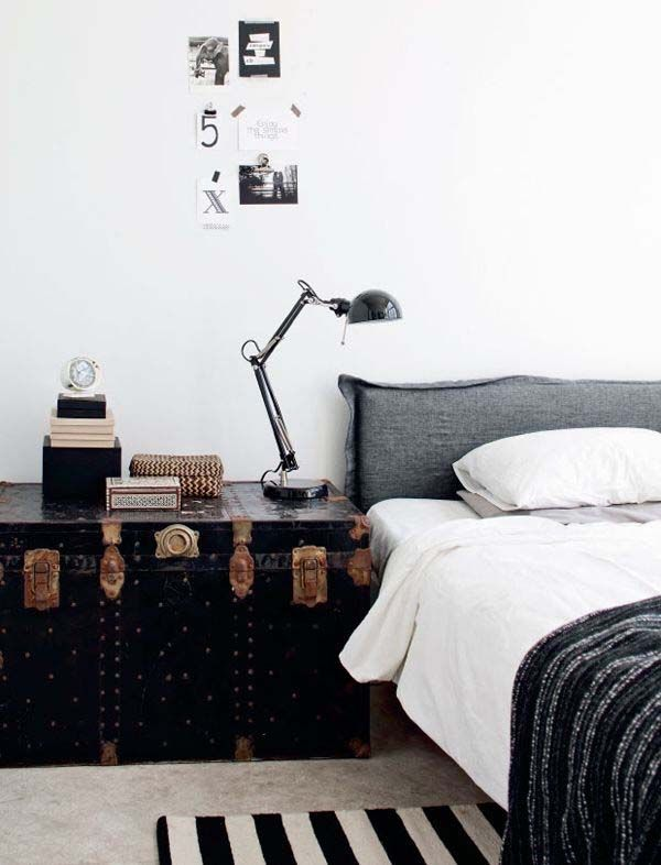 55 Sleek and sexy masculine bedroom design ideas                                                                                                                                                                                 More