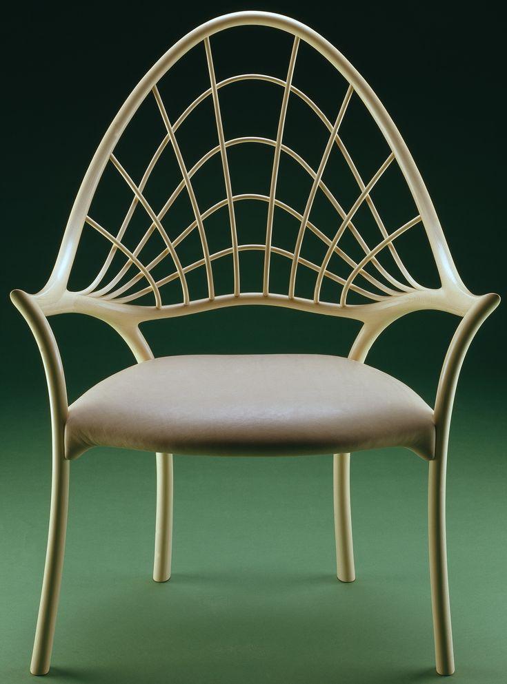 Wonderful U0027Millenniumu0027 Chairu0027 By John Makepeace. Unique FurnitureRustic ...