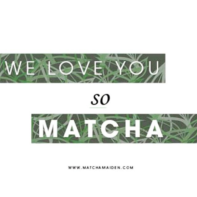 oh heyyyyy errbody!!!! we love you sooooo #matcha that we decided to leave you all with a little reminder to keep you smiling! our new flyers are hitting your mailboxes with each order from this week onwards  thank you so much for your continued support in spreading the #mixnmatcha magic