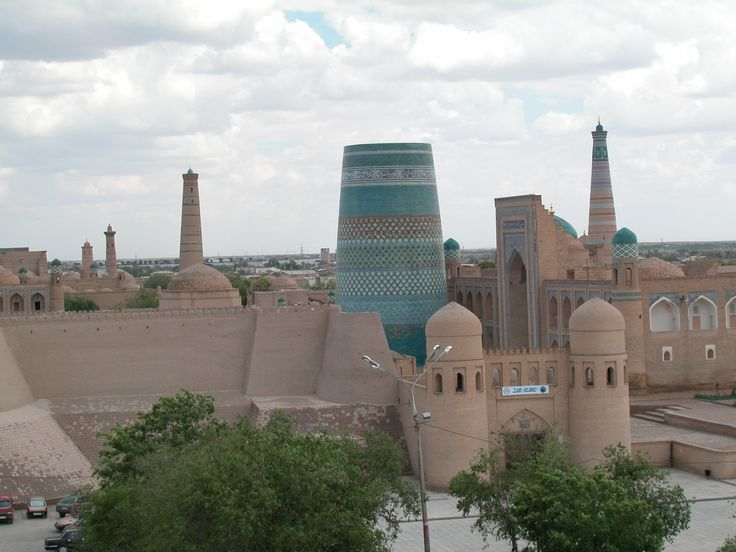 """The written sources confirm the considerable age of Khiva. The historical information on Khorezm is given in """"Avesta"""". The """"father of history"""" Herodot made a mention of Khorezm and the Khorezmian people. Beruni wrote about the ancient agriculture of Khorezm. Archaeological excavations also prove the age of Khiva to be 2500 years old. All these facts have enabled UNESCO to proclaim Khiva a city-reserve, and its inner part Ichan-Kala has been recognized as a historical monument of the world..."""