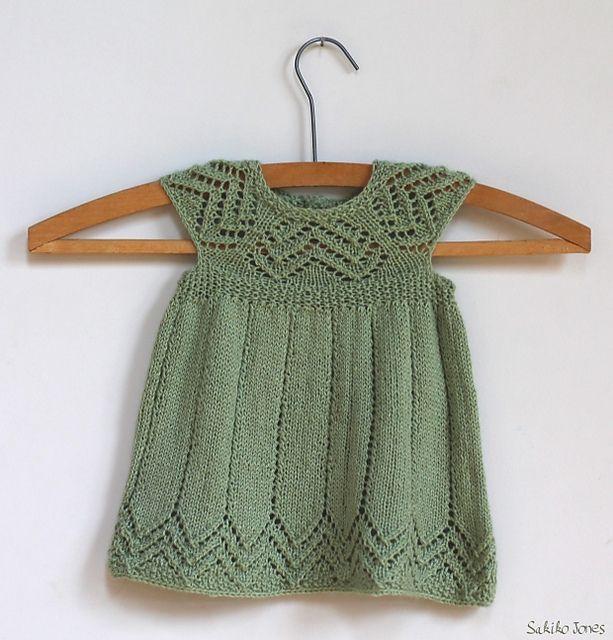 Ravelry: Muti Dress pattern by Taiga Hilliard Designs