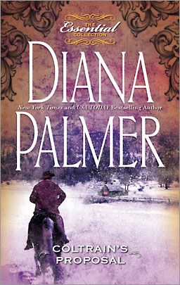 Coltrain S Proposal Long Tall Texans By Diana Palmer