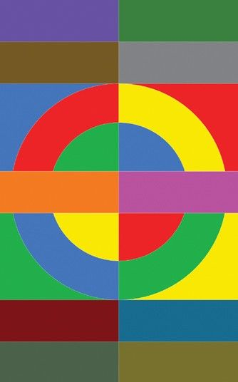 The Tube reinvented: Peter Blake - Untitled - via The Telegraph