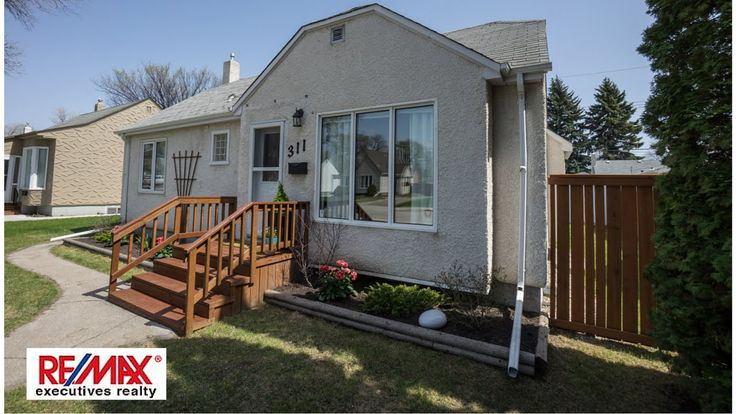 311 Sackville Street | Winnipeg Home For Sale | Jesse Peters | Remax Exe...