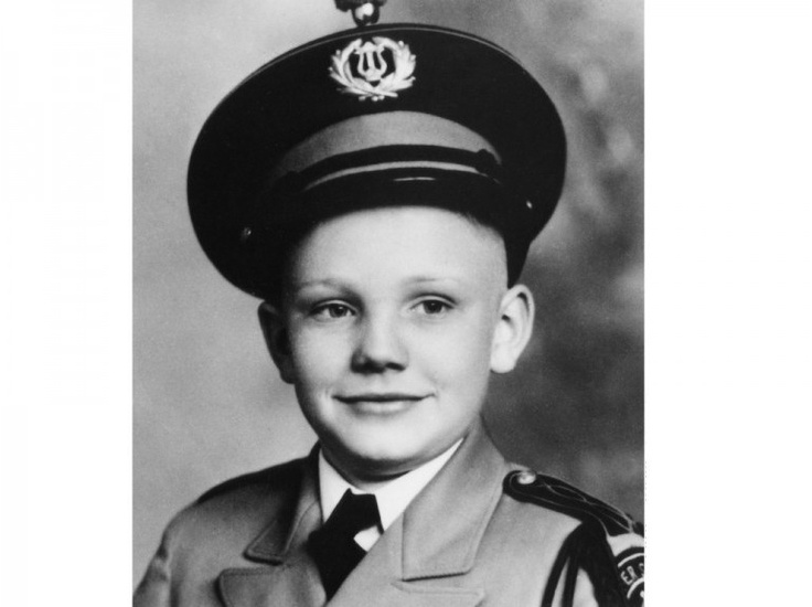 young neil armstrong - photo #2