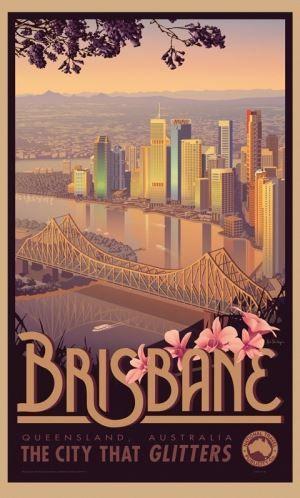 Brisbane ~ Queensland  _______________________________ Le Pacifique Sud