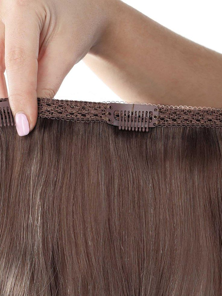 Beauty Works Double Hair Set Clip-In Extensions 18 Inch 100% Remy Hair – 180 Grams – Blondette –