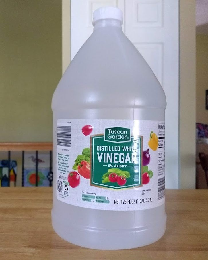 Another Look At Tuscan Garden Distilled White Vinegar Tuscan