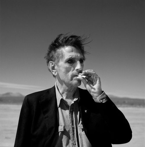 battered shoes | Harry Dean Stanton, from a collection of photos by...