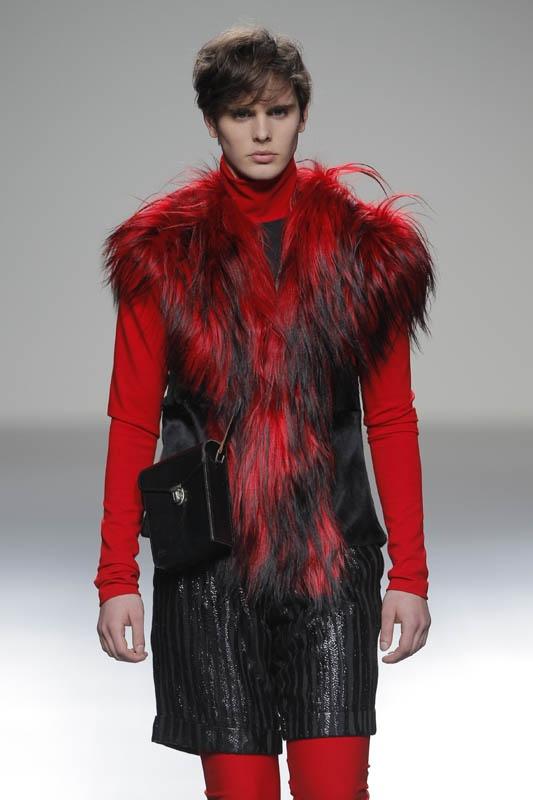 Madrid Fashion Week: Eugenio Loarce Fall 2013 – Winter 2014 Photos