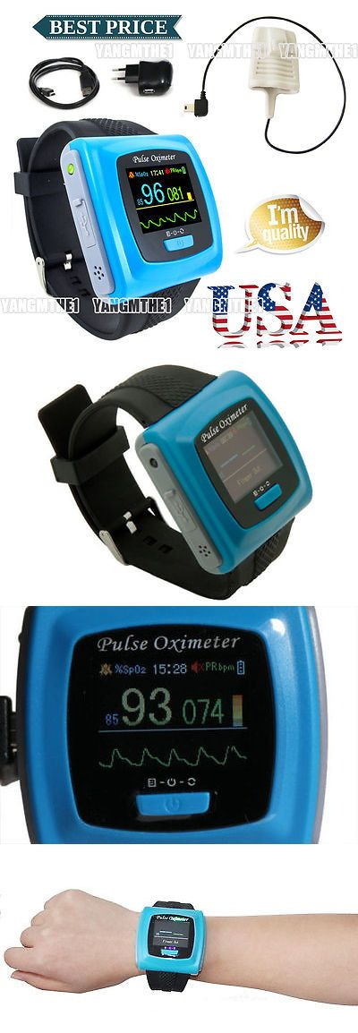 Oximeters: 24 Hours Continuous Working,Free Spo2 Probe,Real-Time Clock,Usa Fast Shipment -> BUY IT NOW ONLY: $92.5 on eBay!