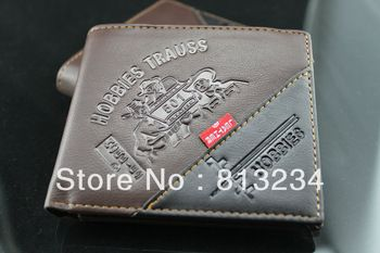 Promotion Free Dropshipping Hotsale New Fashion Designer Men Wallets Zipper Pocket Bags Promotion Gay Purse For Gift  zp-26