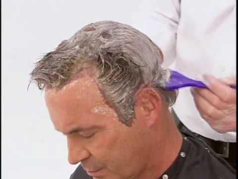 Coloring Gray Hair | Color Perruqueria masculina | Pinterest ...