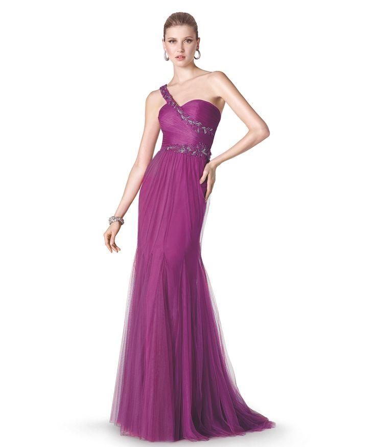 212 best Vestidos para Madrinas de Boda images on Pinterest | Plus ...