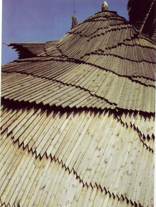31 best unusual roofing materials images on pinterest for Roof covering materials