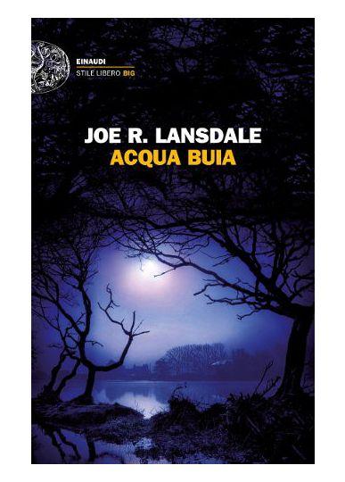 Acqua buia di Joe R. Lansdale - texas 3 ragazzini noir/horror