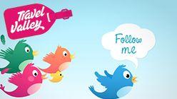 Following us on #twitter? www.twitter.com/travelvalley