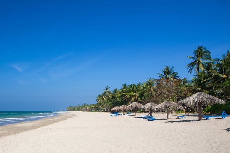 One of the top beaches in the world! Ngapali Beach, Myanmar.  Come explore with Thahara.