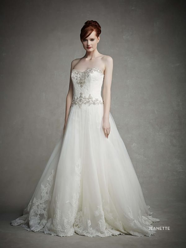 #Enzoani #2015 #weddingdress #bridalgown #A-line #eskuvo #eskuvoiruha #menyasszony #menyasszonyiruha #Jeanette
