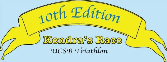 Kendra's Race Triathlon
