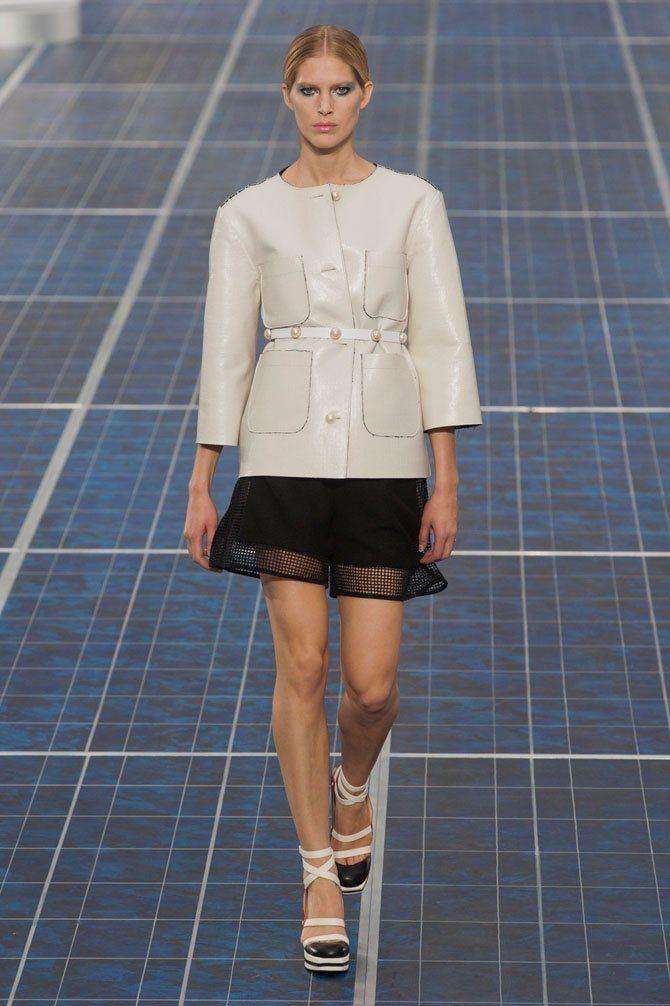 39a1b81f57e6 Chanel весна-лето 2013   Одежда в 2018 г.   Pinterest   Chanel