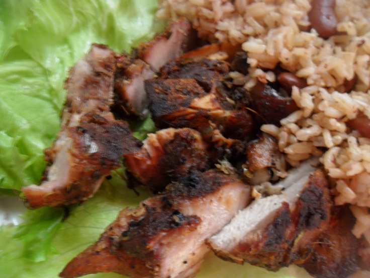 Caribbean jerk pork chops recipe – Food ideas recipes