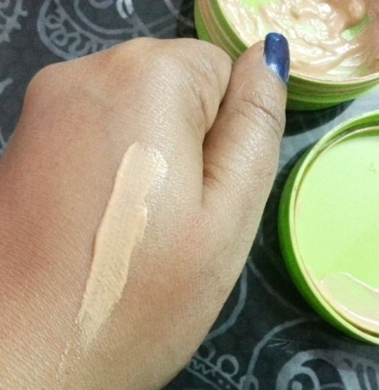 Homemade BB Cream for Oily and Acne Prone Skin