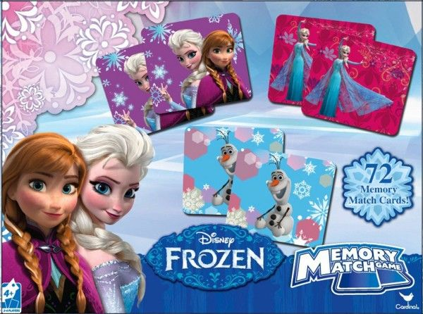 Disney Frozen Memory Match Game for $6.99 + FREE Prime Shipping!