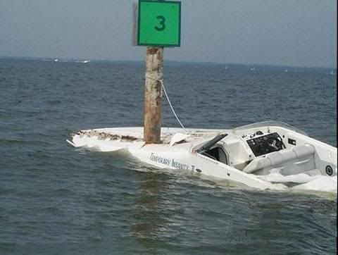 When you're out for a day on the water the last thing you need to worry about is.