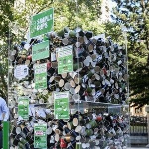 City of Sydney backs coffee cup recycling trial