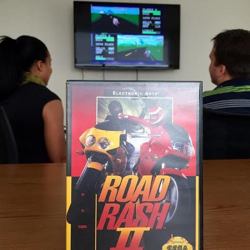 Remember this classic game? #RoadRash2 #TBT