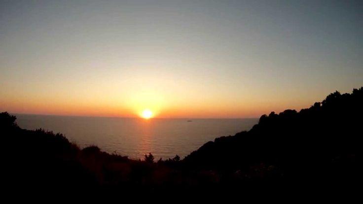 Sunset Lefkada 2015