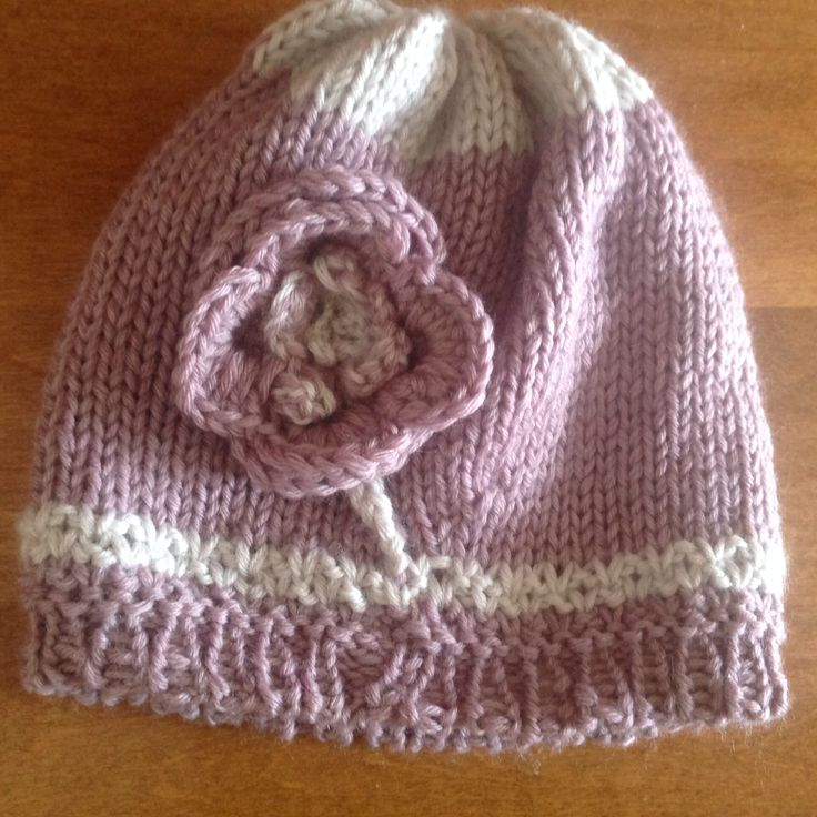 FLOWER HAT FOR BY MAFA FOR MY BABY