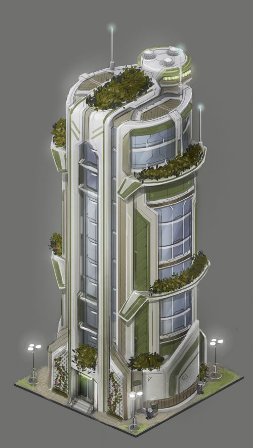 anno 2070 buildings - Google Search