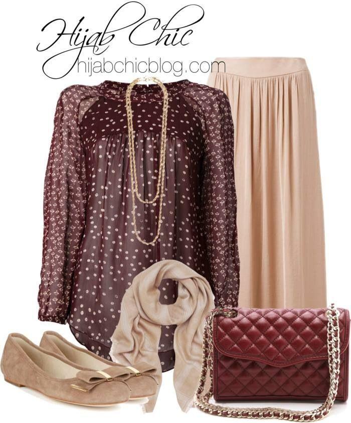 Hijab Fashion 2016/2017: #hijab chic #hijab outfit